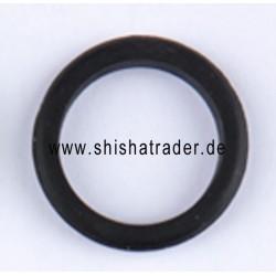 Crystal Silikon Schutzring schwarz
