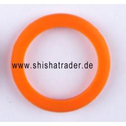 Crystal Silikon Schutzring orange