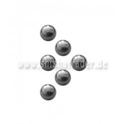 Ventilkugel Metall 6,5mm