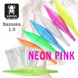 Kaya Bazooka Ice Mundstück 1.0 Neon Pink