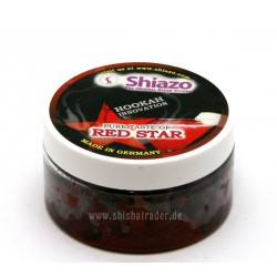 Shiazo Steine Red Star 100g