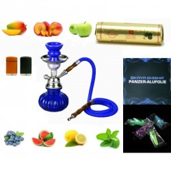 Shisha Geschenkset Blau