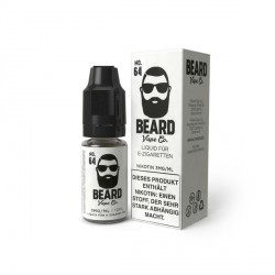 Beard Vape 10ml No. 64 Himbeere, Hibiskus