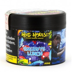 Mad Mouse Smurfys Lunch 200g