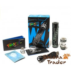 FreeMax Twister Starterset Space Black
