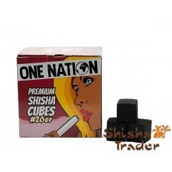 One Nation Kokos-Shishakohle 1kg