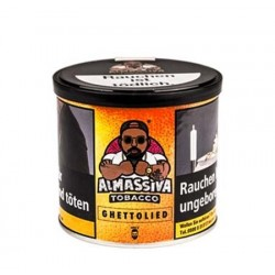 ALMASSIVA Tobacco Ghettolied 200g