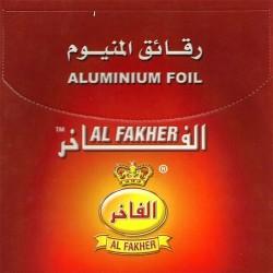 Al Fakher Alufolie 35 Blatt ungelocht
