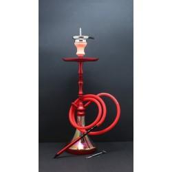 AL-MANI Orient Style 22 Click ca. 70cm Rot