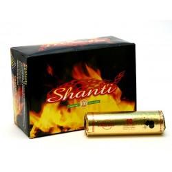 Shanti Shishakohle 10 Rollen in 1Box