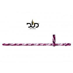 DUD Alu Slim Mundstück Set Camouflage pink