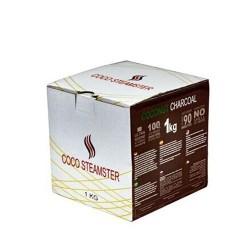 Coco Steamster Kokos Naturkohle1kg