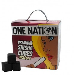 One Nation Kokos-Shishakohle 4kg