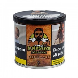 ALMASSIVA Tobacco Ghetto Cola 200g