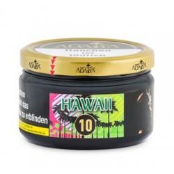 Adalya Shishatabak 10 Hawaii 200g Dose