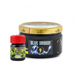 Adalya 9 Blue Dragon 200g inkl. ATH Cool-Mix Shot 25ml