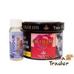 True Passion Okolom CB 200g inkl. 20ml True Passion ICE-Flavor CB10
