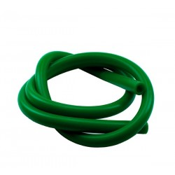 Shisha Silikonschlauch Green ca. 135cm lang