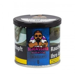 ALMASSIVA Tobacco BLAULICHT 200g
